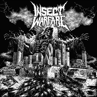 Incest Warefare - World Extermination CD Review (Earache Records)