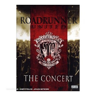 Roadrunner United: The Concert DVD Review