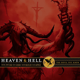 Heaven and Hell - 'The Devil You Know' will be Released April 28th (Rhino Entertainment)