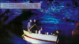 Echo & The Bunnymen Release Live CD from 2008 'Ocean Rain' Performance