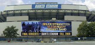 Bruce Springsteen Announces Two More Shows at Giants Stadium (Tickets on sale on Monday, Jun 8th)