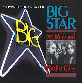 Big Star - #1 Record/Radio City CD Review