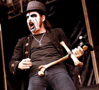 Metal Blade to Reissue King Diamond's 'The Graveyard' and 'The Spiders Lullabye'