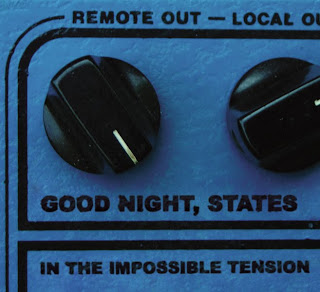 Good Night, States - In the Impossible Tension CD EP Review