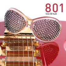 801 - Live @ Hull CD Review