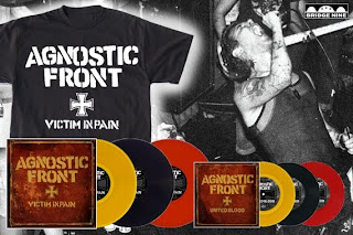 Agnostic Front - 'Victim in Pain' Lineup Reunites for 25th Anniversary Show at The Bell House