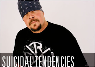 Suicidal Tendencies: Interview with Guitarist Mike Clark // Show at Terminal 5 on Nov. 14th