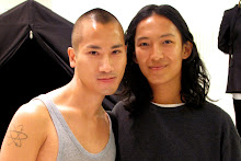 Meeting Alexander Wang