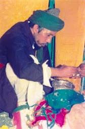 His Holiness syedi al shaik Zahiruddin sha kha dri Hifzullahi taala