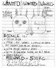 Bidule 1er  wanted
