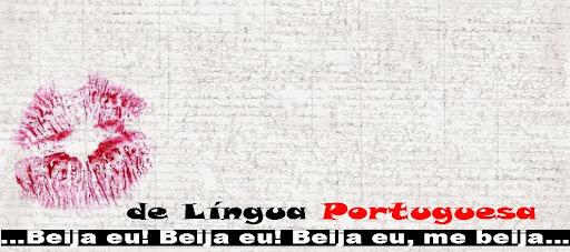 Beijo de língua portuguesa