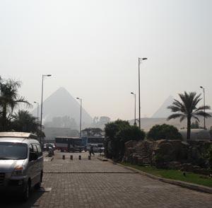 Egipto, pirámides