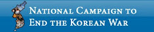 International campaign: End the Korean War