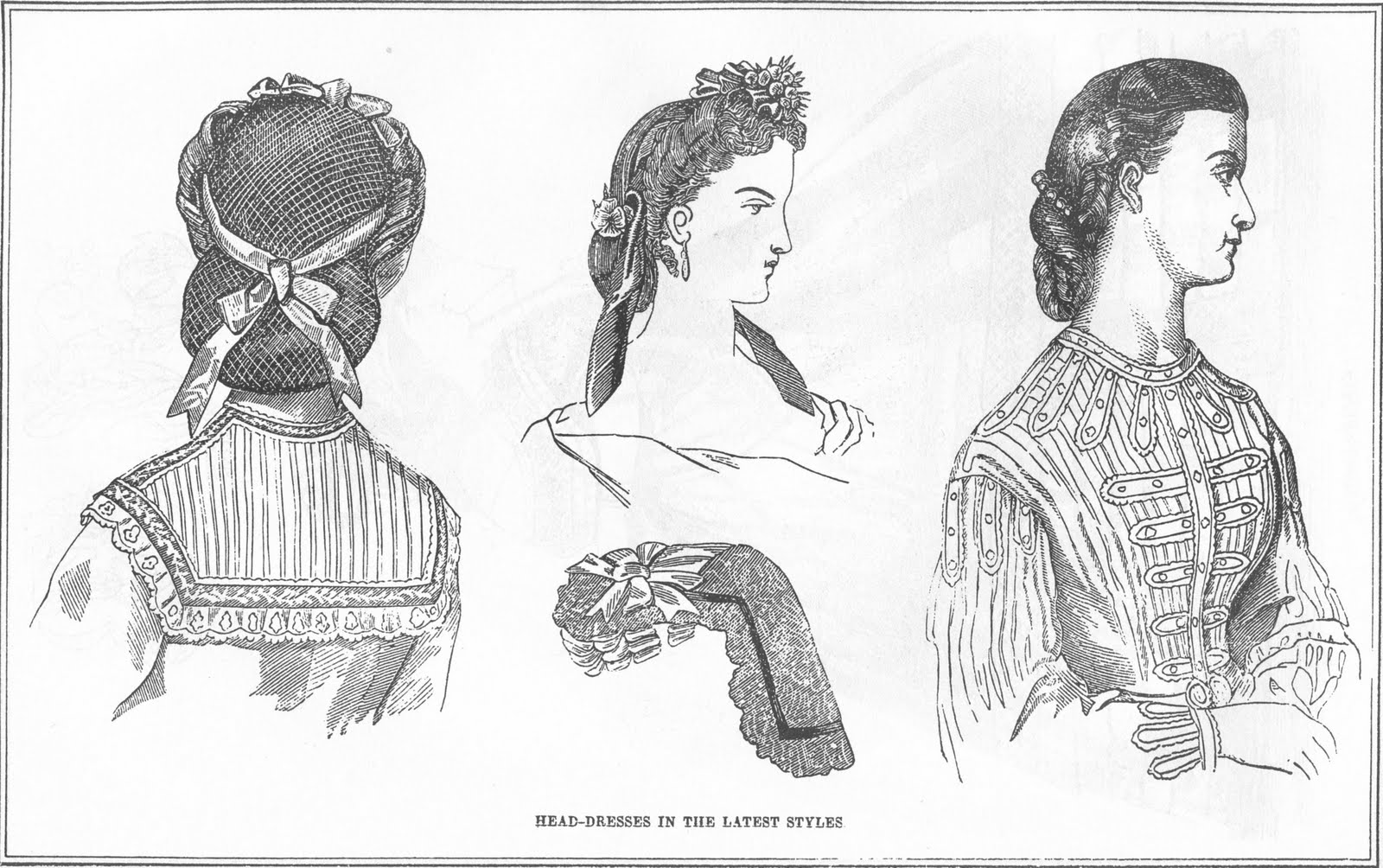 civil war hair styles