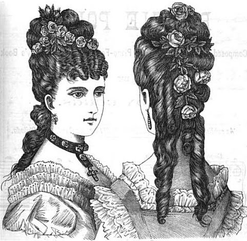 Hairstyles Victorian Era : ... Do Run On: Beyond the Chignon, Part 2: Reconstruction Era Hairstyles