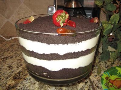 Kellys Recipes Dirt Cake