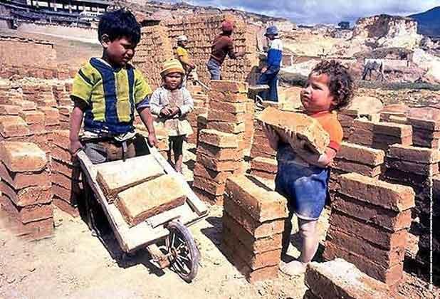Trabajo infantil (info UNICEF)