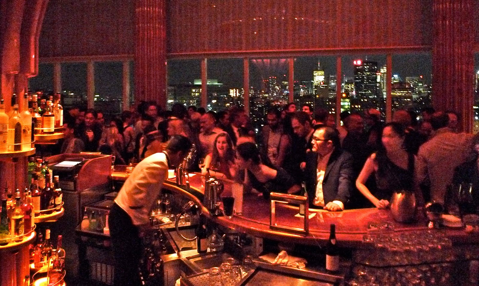 THE BOOM BOOM ROOM  NEW YORK BEST ROOFTOP PARTIES FOR THIS SUMMER L1050906
