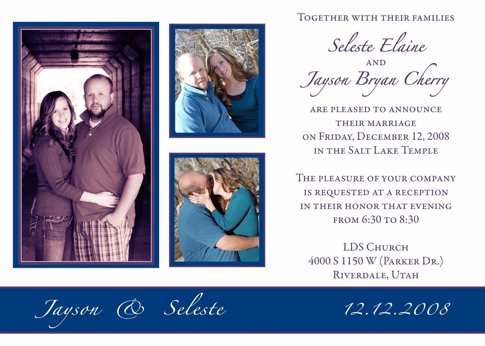 Wedding invitations shalece elynne art wedding invitations monicamarmolfo Images