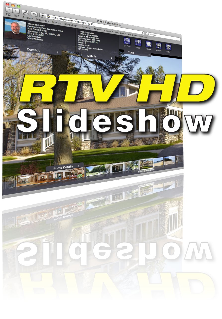 Rtv Hd Slideshow Is First In Class Rtv Inc
