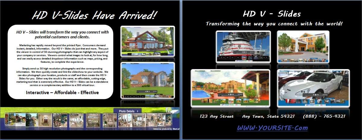 Marketing Your Hd V Slides New From Rtv Marketing Rtv Inc