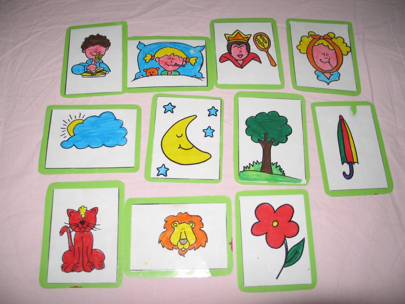 Mamma che giochi carte per inventare storie - Racconti biblici per bambini gratis ...