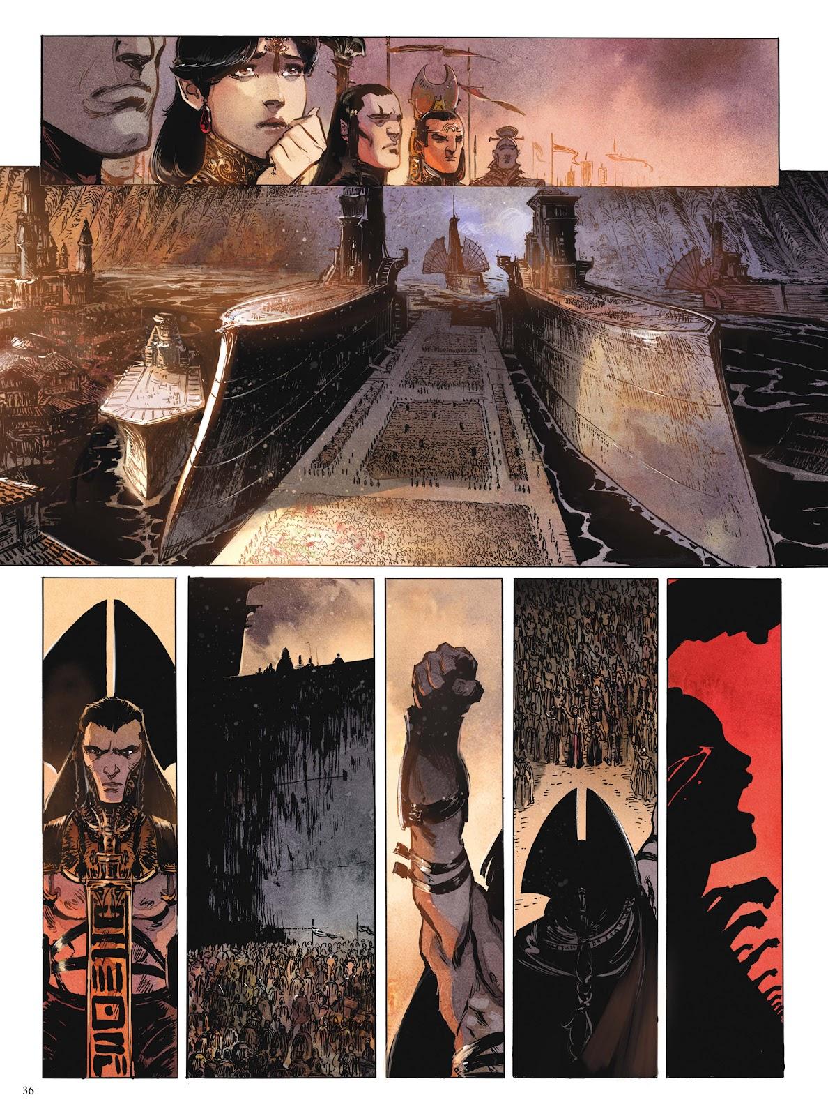 Elric (2014) TPB 1 #1 - English 35
