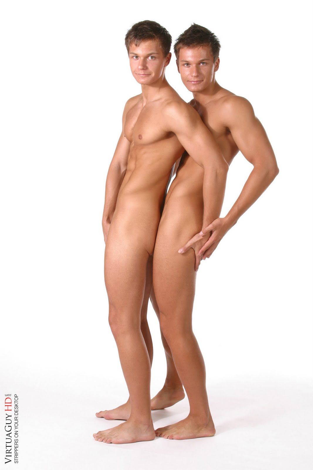 Delicious Young Guys: Elijah and Milo Peters
