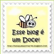 Selinho - Esse blog é um doce!
