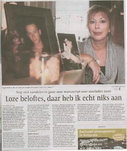 Op 01-11-2010 in het Leidsch dagblad verschenen