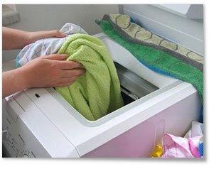 lave linge ou machine a laver à ouverture sur le dessus (ou top)