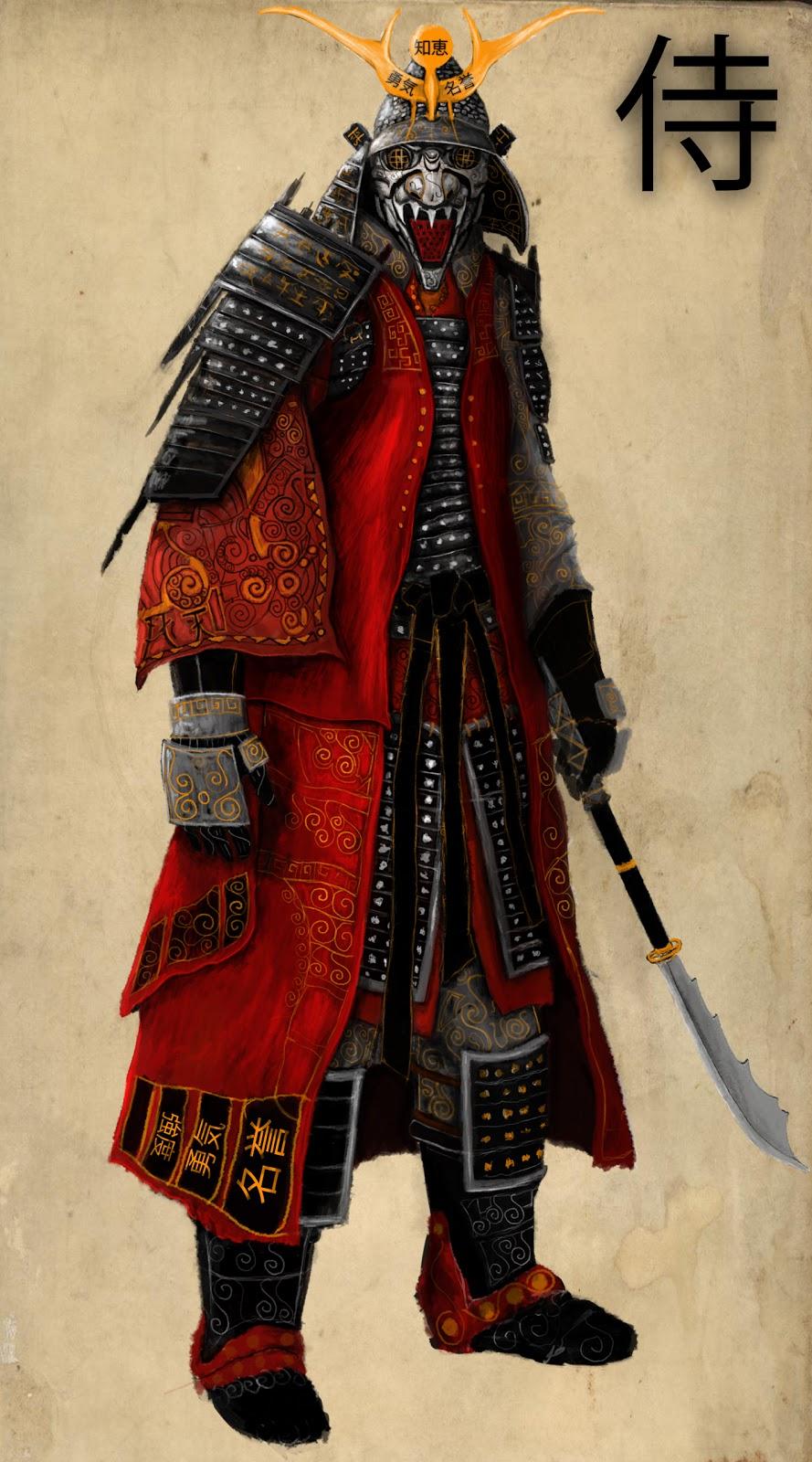 BLOGS  Samurai Concept...
