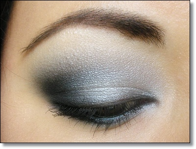 eye makeup smokey