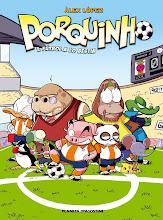 Porquinho 1: Fútbol a lo bestia