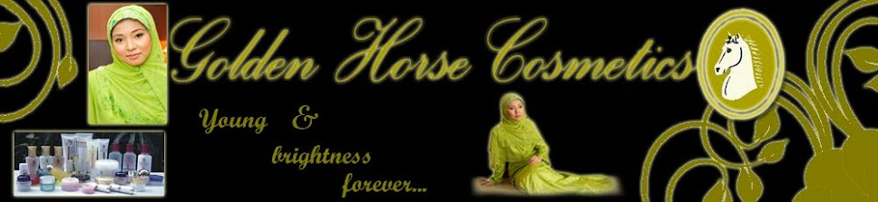 GOLDEN HORSE COSMETICS