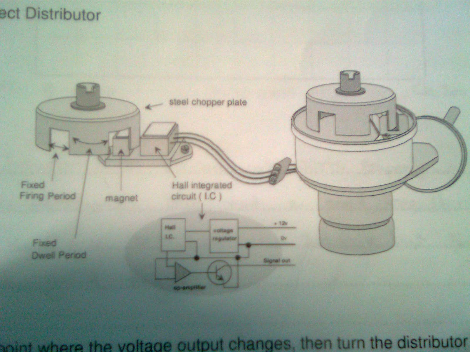 ttec 4826 engine electronic control system GM HEI Distributor Wiring Diagram Only Chevy HEI Distributor Wiring Diagram