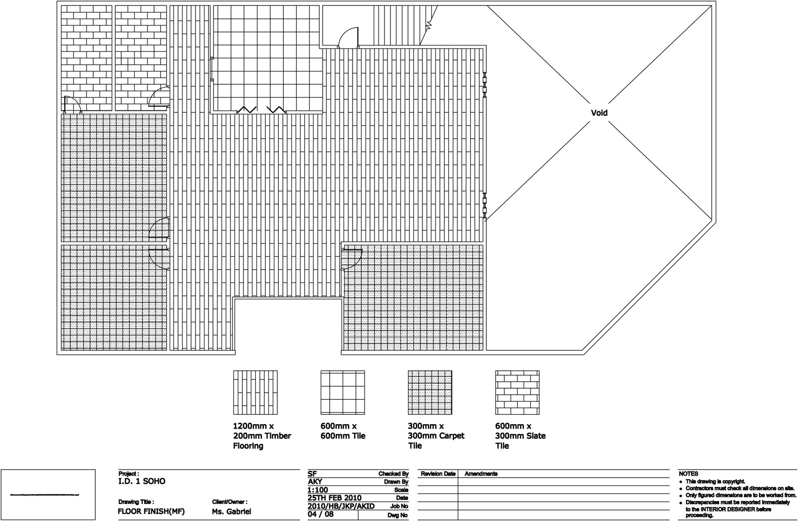 Floor Finishes Plan Images Frompo 1
