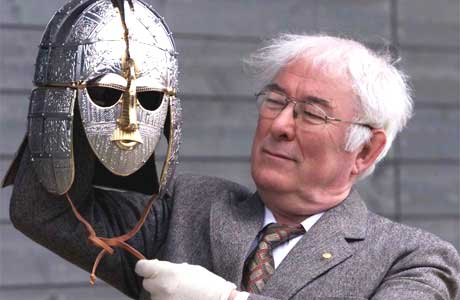 the grauballe man by seamus heaney 2015-2-20  seamus heaney says: '  the grauballe man as if he had been poured in tar, he lies on a pillow of turf and seems to weep the black river of.