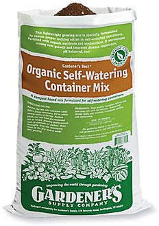 All-Organic Self-Watering Container Mix