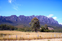 Mt Roland from Claude Rd, 26th Dec 2006