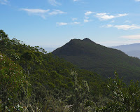 Collins Cap from the Collins Bonnet Track - 11 May 2007