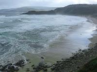 South Cape Bay beach - 26th May 2007