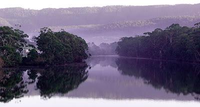Huon River - 11 June 2007