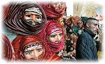 Лица, люди, Тунис