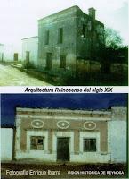 Arquitectura Reinosense siglo XIX