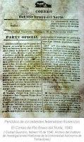 Periodico de los rebeldes federalizados