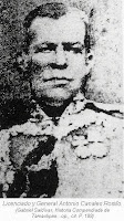 General Antonio Canales Rosillo