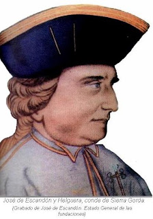 Jose de Escandon y Helguera