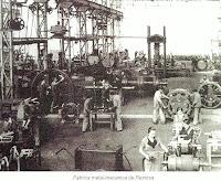 Fabrica metal mecanica de Reinosa