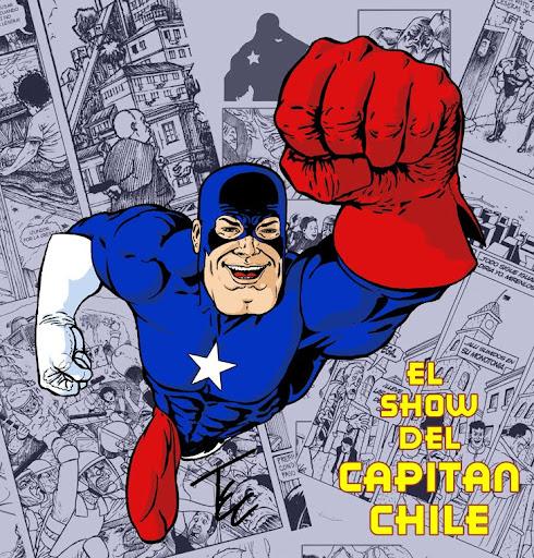EL SHOW  DEL CAPITAN CHILE